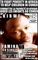 500+ Kibwe KATANGA Production CDs,DVD,Vinyls,VHS,,POS material,