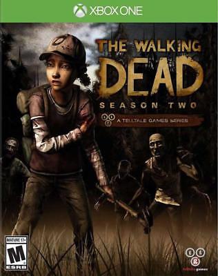 The Walking Dead: Season 2 Xbox One Xbox One, Xbox_one