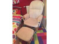 Baby feeding chair and stool