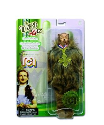 "Mego THE WIZARD OF OZ COWARDLY LION 8"" Action Figure 2018 retail exclusive (Wizard Of Oz The Lion)"