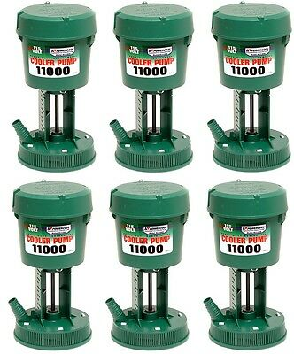 (6) Dial 1195 11,000 CFM Concentric Evaporative Swamp Cooler Pumps for Champion