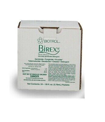 Birex Se Operatory Surface Cleaner 18 Oz Each Total 24 Pack