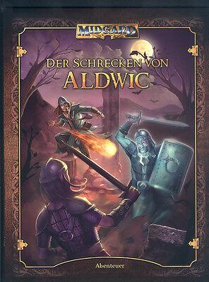 Midgard - Abenteuerband Der Schrecken von Aldwic