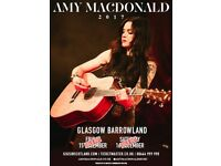 Amy Macdonald Tickets 15th & 16th december