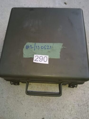 BRITISH ARMY EX MOD No12 DIESEL MULTIFUEL STOVE COOKER EXCELLENT CONDITION #2