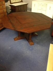 Mahogany Extendable Table from Shop Floor!
