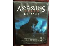 Dvd assassins creed lineage the original movie new & sealed £10 no offers