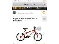 Wiggins Macon Kids bike (4-6y)