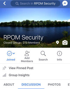 RPOM Security, Alarms and home security,