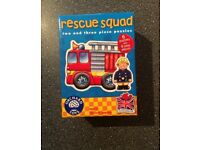 Orchard puzzles rescue squad - toddler jigsaw