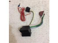 Vw golf mk5, skoda CD player adapter lead