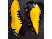 Nike magista football boots size 9