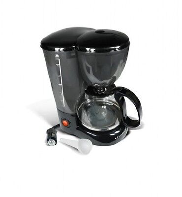 Schumacher 1229 12V Coffee Maker, New, Free Shipping
