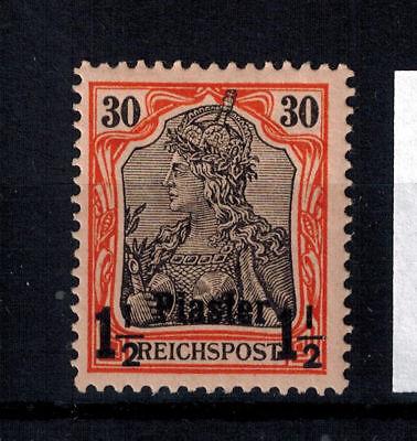 Deutsche Auslandspostämter - Deutsche Post in der Türkei 28 *