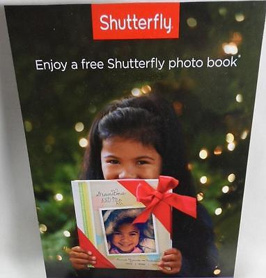 Shutterfly 8x8 Hard Cover Photo Book Code Expires October 31, 2017