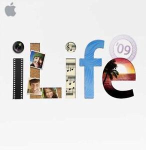 Apple-iLife-09-iMovie-iPhoto-GarageBand-iWeb-iDVD-Full