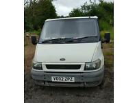 Ford transit 2.0 tdci di Breaking only