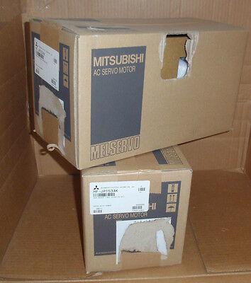 Hf-jp1534k New In Box Mitsubishi 400v 1.5kw Servo Motor Hfjp1534k
