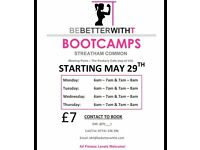 BBT Streatham Common Bootcamps