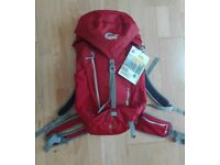 LOWE ALPINE AIRZONE RUCKSACK - 25 litres - **BRAND NEW**