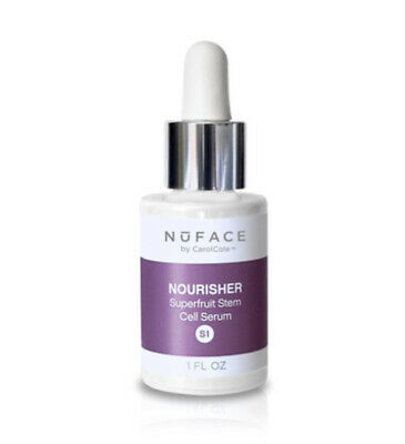 NuFACE Nourisher Superfruit Stem Cell Serum 1 oz