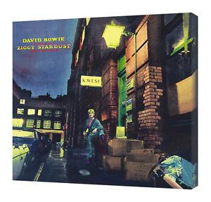 David-Bowie-Ziggy-Stardust-40cm-x-40cm-Lienzo-Impresion-WDC95637