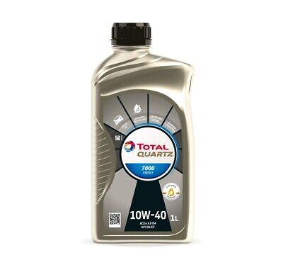 Total | Motoröl Quartz 7000 Energy 10W-40 (1 L) Teilsynthetiköl (214112) für