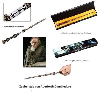 Orginalgetreues(Replikat)Zauberstab Aberforth Dumbledore(Harry Potter)+Box 34cm