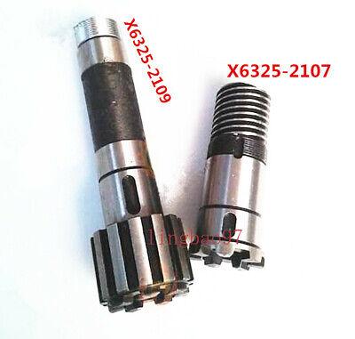 New Splined Gear Hub Vari Speed Bridgeport Mill Parts X6325-2107 X6325-2109