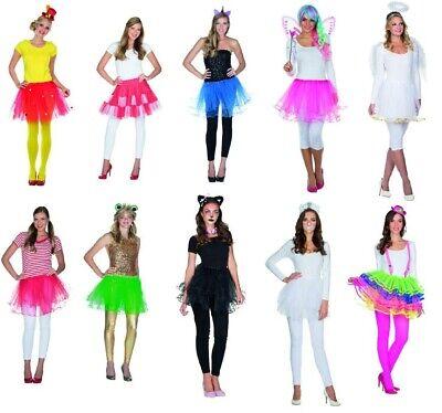Tüllrock Tutu Damen Karneval Clown Zirkus Ballett (Clown Ballett Kostüm)