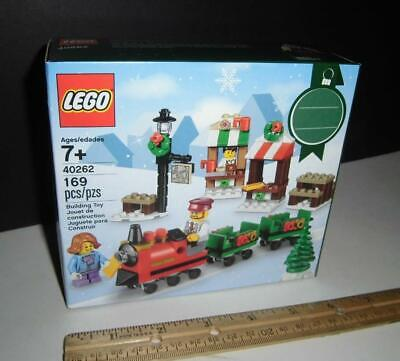 Christmas Train Town Edition - Lego 40262 - Sealed Box - 169 Pieces - Retired