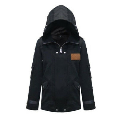 PUBG Assassin's Creed Cosplay Jackets Geely Coats Topcoat Overcoat Adult/Kids - Assassins Creed Costume Child