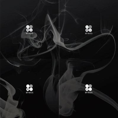 d196cea6f11288 BTS Bangtan Boys - Wings I Version(2nd Album)CD+Photobook+Photocard