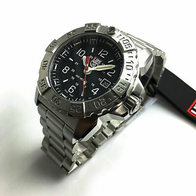 Men's Luminox Navy SEAL Steel Diver's 200 m Watch 3252