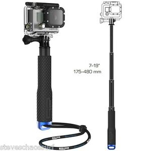 SP-POV-Pole-19-inch-Camera-Grip-For-GoPro-Cameras-NEW-diving-pole-HD-Hero-3-4