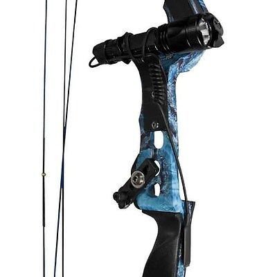 AMS Bowfishing M117 Special Ops Night Vision Bow Light System #11700 Red Green