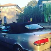 1999 Saab 9-3 Convertible South Perth South Perth Area Preview