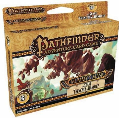 Pathfinder ACG Mummys Mask - Slave Trenches of Hakotep Adventure Deck