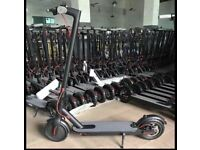 ELECTRIC SCOOTER E9 Pro Adult Max Speed 30kmh mph Intelligent BMS Range 25km With APP