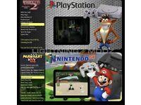 Retro games console fully loaded 5200 games, PlayStation, sega, Nintendo, arcade