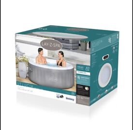 LayZ Spa St Lucia - BRAND NEW IN BOX