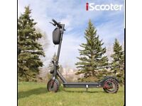 ELECTRIC SCOOTER E9 PRO MAX SPEED 30kmh RANGE 25km NOW IN STOCK