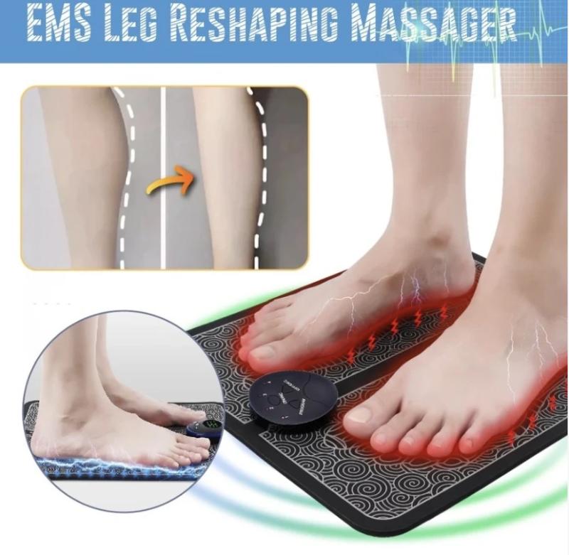 EMS Beinumformung Fußmassagegerät Intelligent++