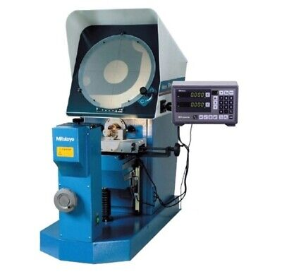 Ph-a14 Mitutoyo Optical Comparator With Ka-counter Stand Package