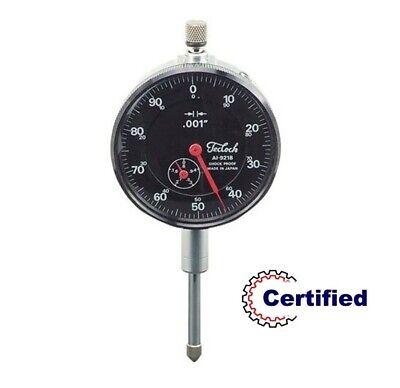 26-307-9 Teclock Dial Indicator 1.000 Range - .001 Grad