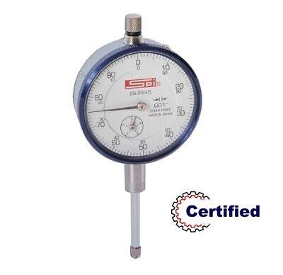 26-333-5 Teclock Dial Indicator 1 Range - 0.001 Grad