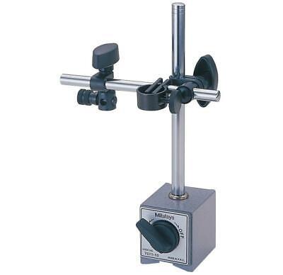 Mitutoyo 7011bn Magnetic Stand Indicator Holder Wfine Adjustment