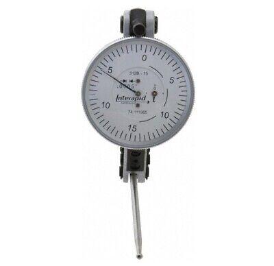 12-006-3 Interapid Test Indicator .080 Range - .0005 Grad