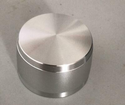 1pcs 48 Dia X29mm Solid Aluminum Diy Amplifier Volume Rotary Knob For Home Audio