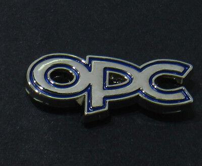 Pin Opel OPC Logo Anstecker Stecker 10941